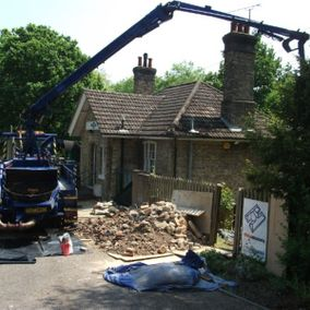 Previous residential work carried out for our clients